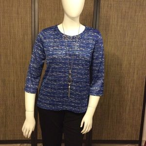 Alfred Dunner Tops - Alfred Dunner knit top
